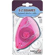 Scrapbook Adhesives by 3L Corporation E-Z Squares-650 Pcs