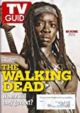 Danai Gurira (Michonne, The Walking Dead), Timothy Olyphant (Justified), Kin Shriner and Robin Mattson (General Hospital) - TV Guide Magazine Double Issue