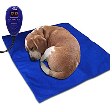 heating pads for pets electric heating pad for dogs cats warming dog beds pet mat. Black Bedroom Furniture Sets. Home Design Ideas
