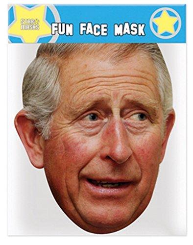 (Prince Charles - Celebrity Face Mask)