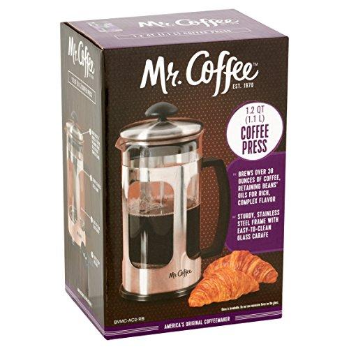 Amazon Mr Coffee 12 Quart 11 Liter French Coffee Press