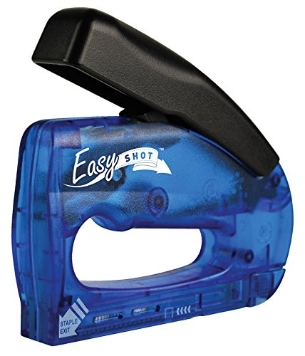 Arrow Fastener 5650B-6 Easy Shot Decorating Stapler, Blue