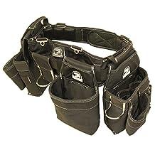 "Gatorback B145 Carpenters Triple Combo w/Pro-Comfort Back Support Belt. For Best Fit Measure ACTUAL WAIST SIZE OVER CLOTHES. (2XL 45""-49"")"