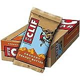 Clif Bar Energy Bar Crunchy Peanut Butter 68 g (Pack of 12)
