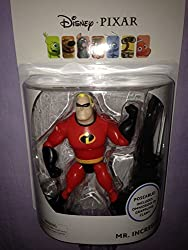 Pixar Collection Disney Deluxe Mr. Incredible Action Figure