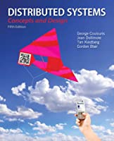 Distributed Systems: Concepts and Design (5th Edition) Front Cover