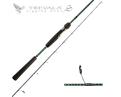 9d5328f938f SHIMANO Trevala S Spinning Rods : Sports & Outdoors trevala fishing rod