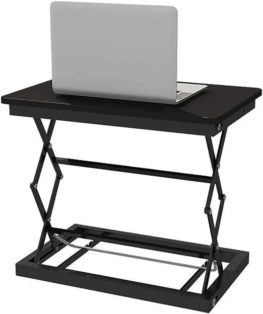 LIBINA - Mesas para ordenador Mesa de pie para Laptop, Mesa de ...