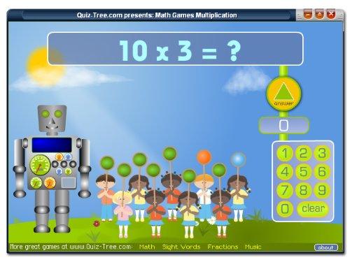 Math Games Multiplication [Download] -