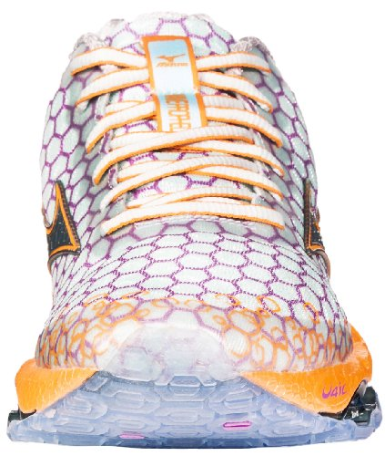 Dusty mujer Prophecy Marigold de Running Wave 3 nbsp;Zapatilla la Aqua Mizuno de zS8qH7xS1