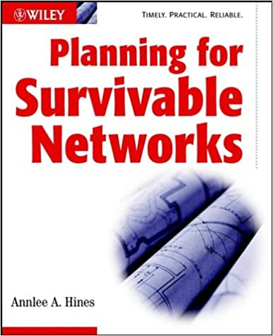 Planning for Survivable Networks: Ensuring Business Continuity