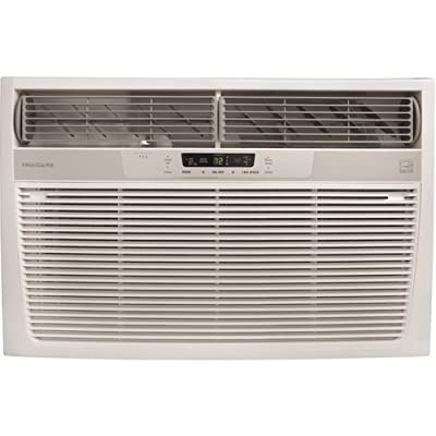 Frigidaire FRA296ST2 28,500 BTU Window-Mounted Heavy Duty Room Air Conditioner with 3 Fan Speeds and,