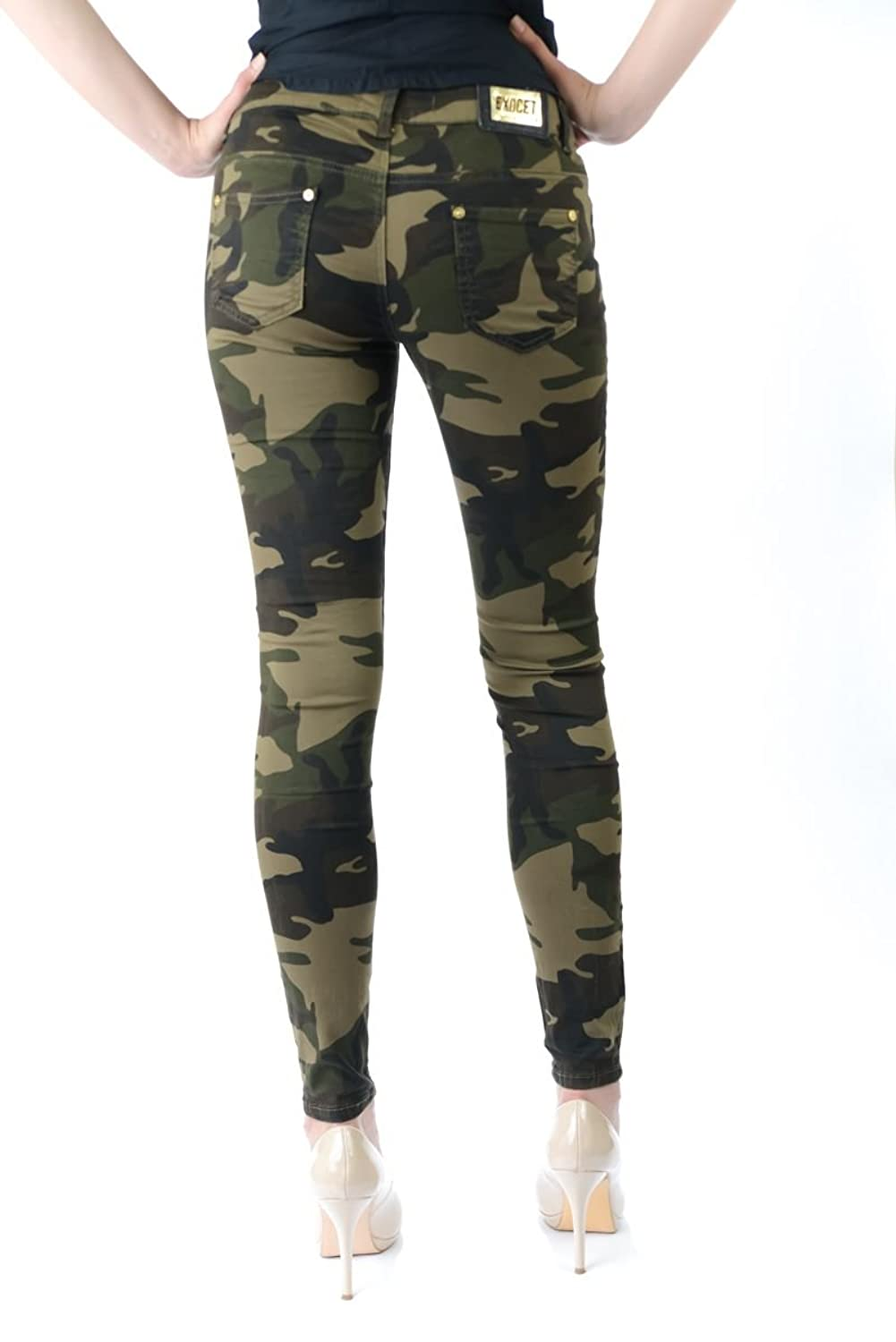 Exocet Women's Camouflage Pants at Amazon Women's Clothing store ...