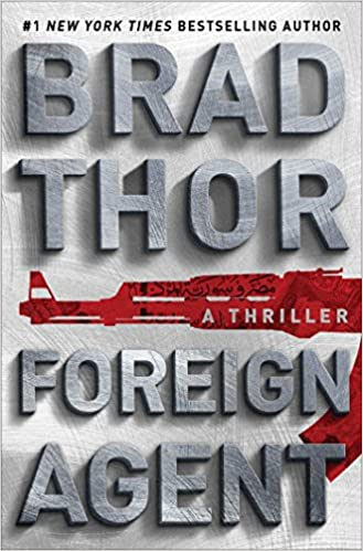 Image result for foreign agent brad thor