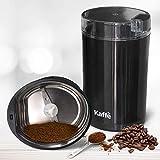 KF2010 Electric Coffee Grinder by Kaffe - Black
