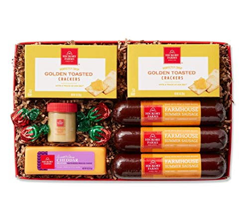- Hickory Farms Sausage & Cheese Collection