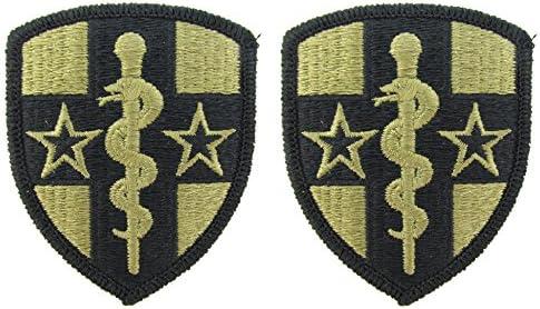 Civis Militis Medicus Army Reserve Medical Cmd Unit Crest