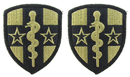 Army Reserve Medical Command OCP Patch - Scorpion W2 - 2 PACK (Patch Reserve Command)