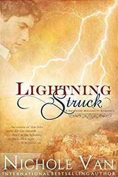 Lightning Struck (Brothers Maledetti Book 3) by [Van, Nichole]