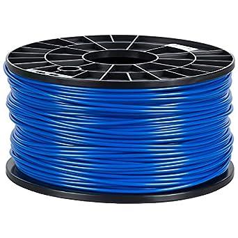 NuNus Flexible Rubber 1KG Filamento impresora 3D - 3,00mm (azul ...