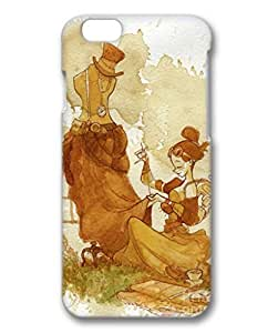 iCustomonline Seamstress Designs Case Back Cover for iPhone 6 Plus