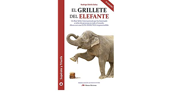 obra el grillete del elefante