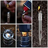 OAKVUE Portable Camping Stove – Stainless Steel