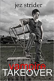 Book Vampire Takeover: A Tale of Survival