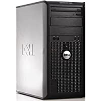 Dell Optiplex, Intel C2D 3.0- New 2GB Memory, Hard Drive 250 GB, Windows 7 Professional (Certified Refurbished)