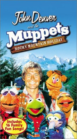 John Denver and the Muppets - Rocky Mountain Holiday [VHS]
