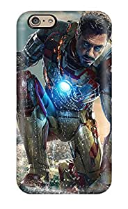 Premium [imMjXiX7310cGXxQ]iron Man 3 Movie Case For Iphone 6- Eco-friendly Packaging
