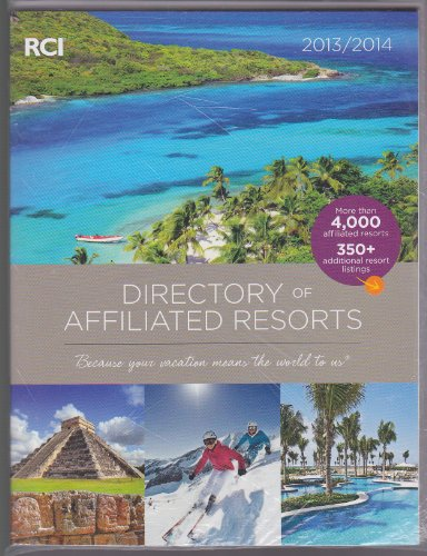 Directory of Affiliated Resorts 2013/2014