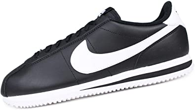 vehículo Espectador difícil  Amazon.com | NIKE Cortez Basic Leather 819719-012 Men's Shoes | Fashion  Sneakers