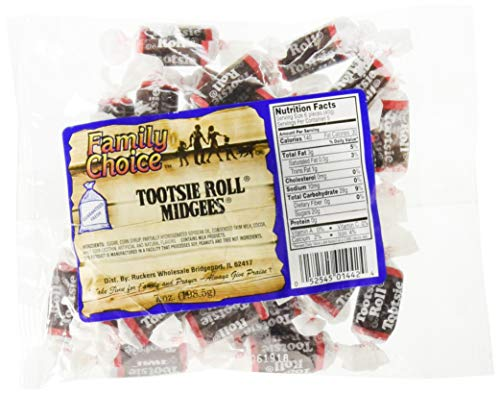 7.5 Oz Tootsie Rolls -