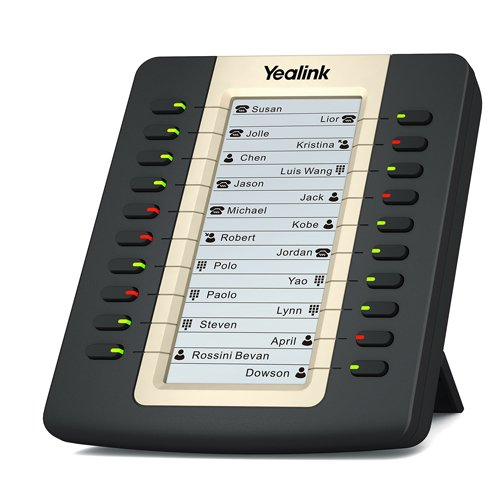 Yealink High-Performance LCD Expansion Module by Yealink