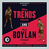 Trends & Boylan - Untouchable EP - Mean Streets - MSR007