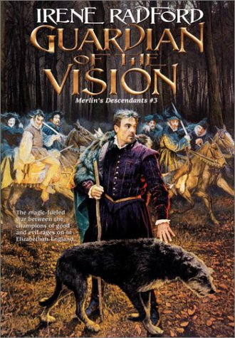 Download Guardian of the Vision (Merlin's Descendants #3) (Merlin's Descendants) pdf