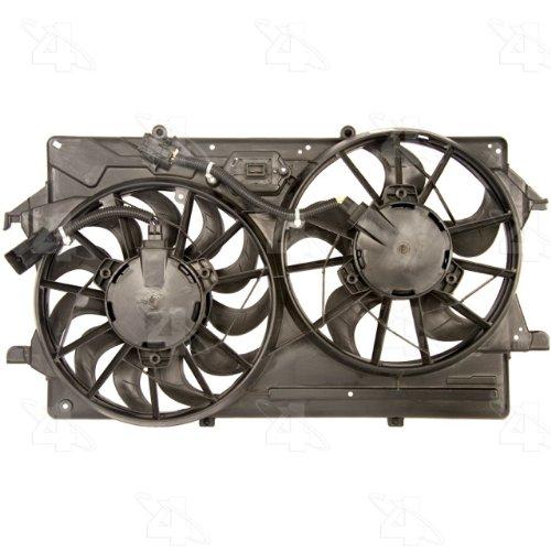 Four Seasons 75943 Radiator Fan Motor Assembly