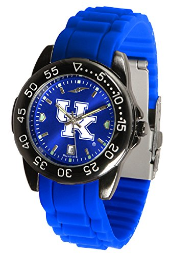 Kentucky Wildcats Fantom Sport Silicone Men's (Wildcats Mens Watch)