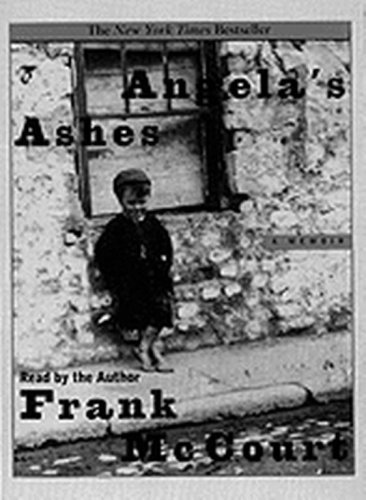angelas ashes a memoir Angela's ashes is a memoir written by frank mccourt the author also narrates this unabridged audio version pulitzer prize winner for autobiography, angela's ashes tells a saga spanning an.