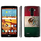 [ArmorXtreme] Phone Case for LG G Stylo LS770 / LG G4 Note Stylus / LG G Stylo H631 / MS631 [Clear] [Ultra Slim Cover Case] - [Mexico Flag] -  ArmorXtreme for LG G Stylo H631