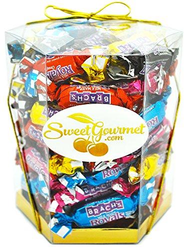 SweetGourmet Brach's Assorted Milk Maid Royals 1Lb (Gift Box)