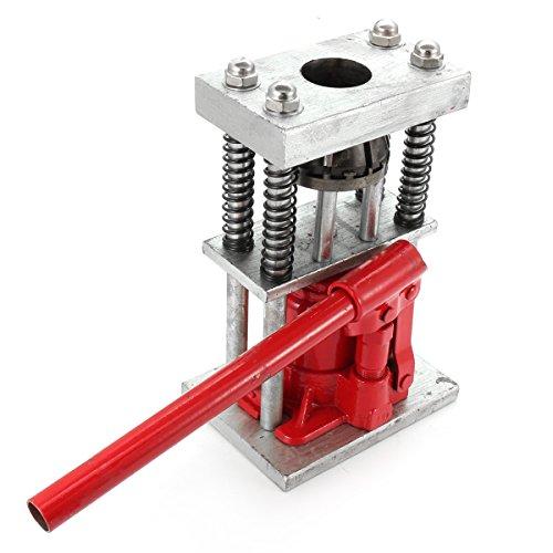 Manual Benchtop Hydraulic Bottle Jack Hose Crimper Hydraulic Hose Crimper (Hydraulic Vise)