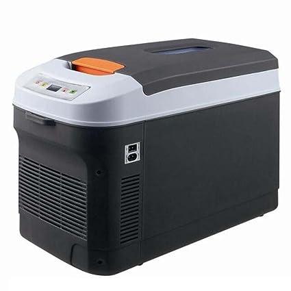 Refrigerador Coche 22L Mini Nevera Coche 12V/220V Inicio Refrigeración/Calefacción Mini Dual Refrigeración