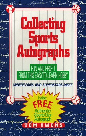Collecting Sports Autographs