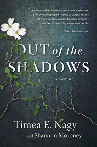 Book Cover: Out of the Shadows: A Memoir