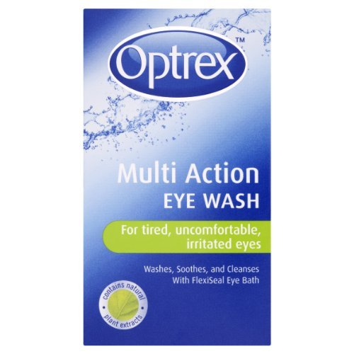 Optrex Multi-action Eye Wash 100ml by Optrex
