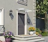Palram Lyra 1350 Window & Door Awning, 4' L x