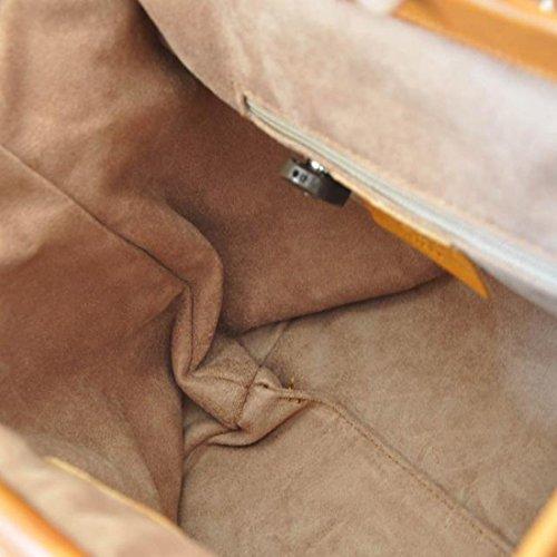Pratesi Certaldo bolsa de mano - B172 Bruce (Cereza) Cereza