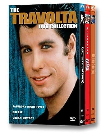 Amazon com: The Travolta Collection (Saturday Night Fever / Grease
